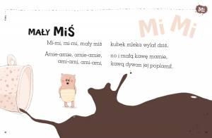 Fragment książki Wierszyki ćwiczące języki