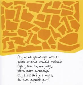 Fragment książki Liczby - rymowanki matematyczne