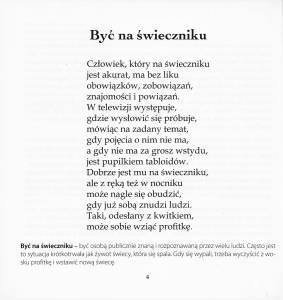 Mam to na końcu języka… czyli wiersze wyjaśniające związki frazeologiczne