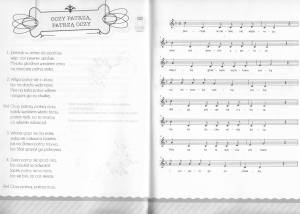 Piosenkowe zabawy dla dzieci